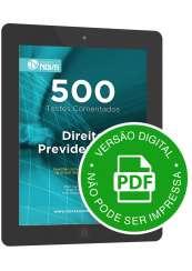 500 Testes de Direito Previdenciário (Digital)