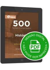 500 Testes de História (Digital)