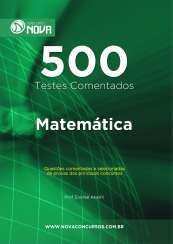 500 Testes de Matemática (Impresso)
