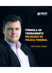 Curso Online Fórmula de Treinamento - Delegado de Polícia Federal
