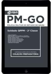 Download Apostila PM-GO Pdf - Soldado do QPPM - 2ª Classe