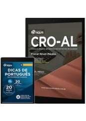 Download Apostila CRO - AL PDF – Fiscal (Médio)