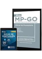 Download Apostila MP - GO PDF – Oficial de Promotoria