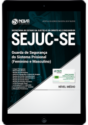 Download Apostila SEJUC-SE - Guarda Prisional (PDF)