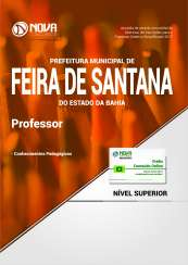 Apostila Pref. de Feira de Santana-BA - Professor