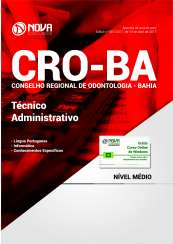 Apostila CRO-BA - Técnico Administrativo