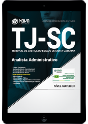 Download Apostila TJ-SC - Analista Administrativo (PDF)