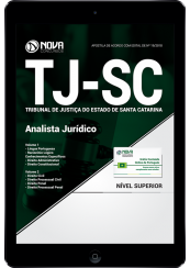 Download Apostila TJ-SC - Analista Jurídico (PDF)
