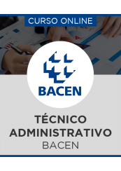 Curso Online BACEN - Técnico Administrativo