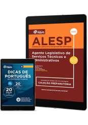 Download Apostila ALESP Pdf – Agente Legislativo de Serviços Técnicos e Administrativos