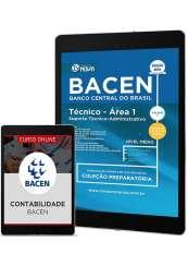 Download Apostila BACEN - Suporte Técnico Administrativo