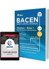 Apostila BACEN - Suporte Técnico Administrativo