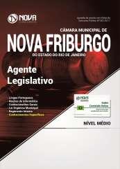 Apostila Câmara Municipal de Nova Friburgo - RJ - Agente Legislativo