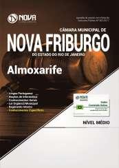 Apostila Câmara Municipal de Nova Friburgo - RJ - Almoxarife