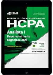 Download Apostila HCPA PDF - Analista I – Desenvolvimento Organizacional