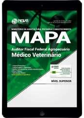 Download Apostila MAPA PDF - Auditor Fiscal Federal Agropecuário - Médico Veterinário