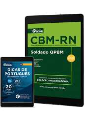 Download Apostila CBM - RN – Soldado QPBM