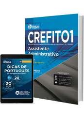 Apostila CREFITO 1ª REGIÃO - Assistente Administrativo