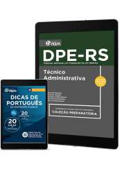 Download Apostila DPE - RS Pdf– Técnico Administrativa