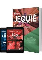 Apostila Prefeitura de Jequié - BA - Professor (a) Assistente de Creche