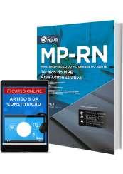 Apostila MP - RN - Técnico Área Administrativa