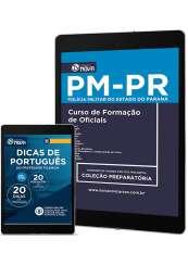 Download Apostila PM 2017 PR Pdf - Formação de Oficiais