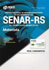 Apostila SENAR-RS - Motorista