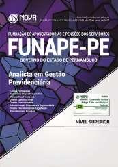 Apostila FUNAPE PE - Analista em Gestão Previdenciária