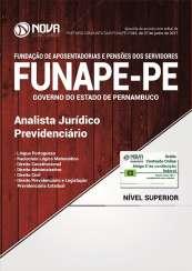 Apostila FUNAPE PE - Analista Jurídico Previdênciário