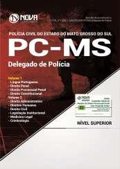 Apostila PC-MS - Delegado de Polícia