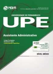 Apostila UPE - Assistente Administrativo