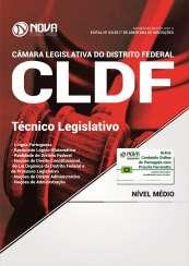 Apostila CLDF 2017 - Técnico Legislativo