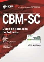 Apostila CBM-SC - Curso de Formação de Soldados