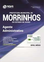 Apostila Pref. de Morrinhos - GO - Agente Administrativo
