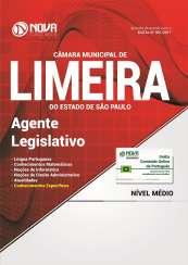 Apostila Câmara de Limeira - SP - Agente Legislativo