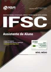 Apostila IFSC - Assistente de Aluno