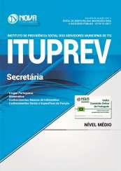 Apostila ITUPREV SP- Secretária