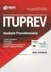 Apostila ITUPREV SP - Analista Previdenciário