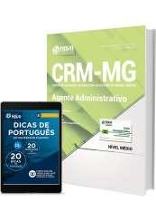 Apostila CRM - MG – Agente administrativo