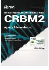 Apostila CRBM 2ª Região - Agente Administrativo