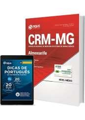 Apostila CRM- MG – Almoxarife