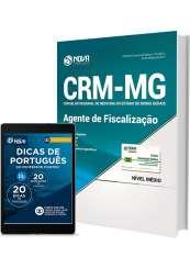 Apostila CRM - MG – Agente de Fiscalização