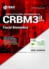 Apostila CRBM 3ª Região - Fiscal Biomédico