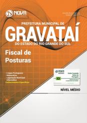 Apostila Prefeitura de Gravataí-RS - Fiscal de Posturas
