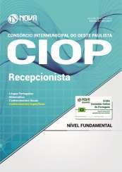 Apostila CIOP-SP - Recepcionista