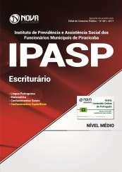 Apostila IPASP - Escriturário