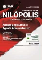 Apostila Câmara de Nilópolis - RJ - Agente Legislativo e Agente Administrativo