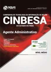 Apostila CINBESA-PA - Agente Administrativo
