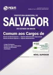 Apostila Pref. de Salvador-BA - Comum aos Cargos de Nível Superior