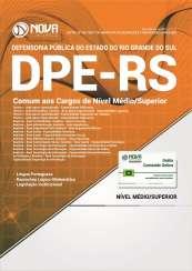 Apostila DPE-RS - Comum aos Cargos de Nível Médio/Superior